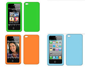 BRAND-NEW Silicone/Soft Cases iPod Touch, iPhone 4/4S/5S, Moto X Kingston Kingston Area image 4