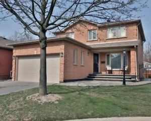 DETACHED HOUSE FOR RENT IN BRAMPTON
