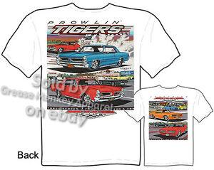 65-66-67-GTO-T-shirts-68-69-70-Pontiac-Shirts-Muscle-Car-Tee-Sz-M-L-XL-2XL-3XL