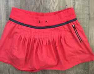 Lululemon Coral Skirt.  Size 4.  $30 London Ontario image 1