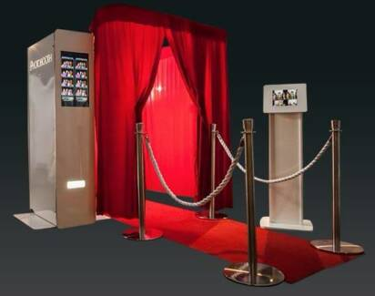 Photo Booth Hire in Melbourne Keilor Park Brimbank Area Preview