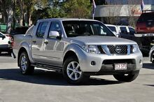 2012 Nissan Navara D40 S6 MY12 ST Silver 6 Speed Manual Utility Southport Gold Coast City Preview