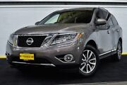 2014 Nissan Pathfinder R52 MY14 ST-L X-tronic 2WD Grey 1 Speed Constant Variable Wagon Canning Vale Canning Area Preview