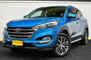 2016 Hyundai Tucson TL Elite 2WD Blue 6 Speed Sports Automatic Wagon Canning Vale Canning Area Preview