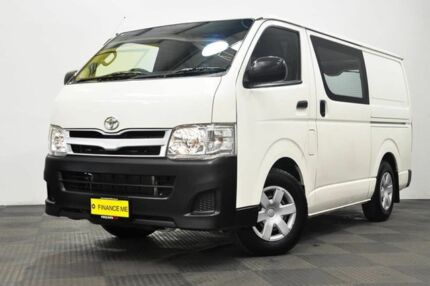 toyota hiace | buy new and used cars in perth region, wa | cars