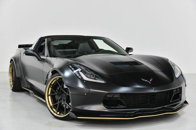 2015 Black Chevrolet Corvette Stingray Z51 | C7 Corvette Photo 7