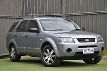 2006 Ford Territory SY TX Grey 4 Speed Sports Automatic Wagon Wantirna South Knox Area Preview