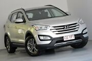 2014 Hyundai Santa Fe DM MY14 Active Silver 6 Speed Sports Automatic Wagon Kedron Brisbane North East Preview