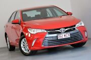 2016 Toyota Camry ASV50R Altise Red 6 Speed Sports Automatic Sedan Albion Brisbane North East Preview