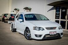2008 FPV F6 Tornado BF MkII Tornado White 6 Speed Auto Seq Sportshift Utility Brendale Pine Rivers Area Preview