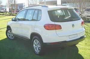 2012 Volkswagen Tiguan 5N MY12.5 118TSI 2WD White 6 Speed Manual Wagon Wangara Wanneroo Area Preview