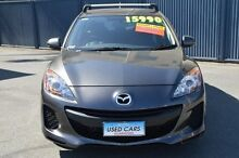 2012 Mazda 3  Grey Sports Automatic Hatchback Mount Gravatt Brisbane South East Preview