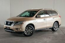 2014 Nissan Pathfinder R52 MY14 ST X-tronic 2WD Gold 1 Speed Constant Variable Wagon Robina Gold Coast South Preview