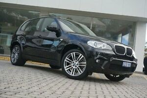 2013 BMW X5 Black Sports Automatic Wagon St James Victoria Park Area Preview