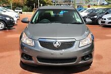 2012 Holden Cruze JH Series II MY13 CD Grey 6 Speed Sports Automatic Sedan Valley View Salisbury Area Preview