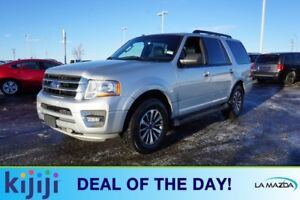 2017 Ford Expedition 4WD XLT Accident Free,  Leather,  Heated Se