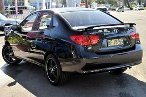 2009 Hyundai Elantra HD SX Black 4 Speed Automatic Sedan North Gosford Gosford Area Preview