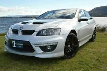 2012 Holden Special Vehicles Clubsport E Series 3 MY12.5 R8 Silver 6 Speed Manual Sedan Derwent Park Glenorchy Area Preview