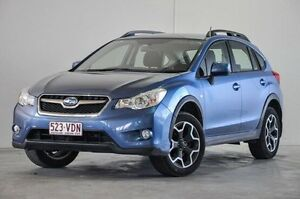 2014 Subaru XV G4-X MY14 2.0i Lineartronic AWD Blue 6 Speed Constant Variable Wagon Robina Gold Coast South Preview