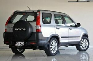 2006 Honda CR-V RD MY2006 4WD Silver 5 Speed Manual Wagon Southport Gold Coast City Preview