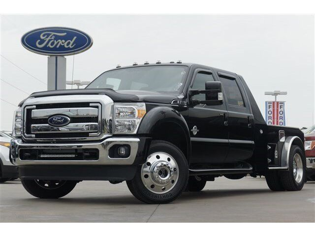 Image 1 of Ford: F-450 Lariat Black…