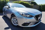 2014 Mazda 3 BM5478 Maxx SKYACTIV-Drive Silver 6 Speed Sports Automatic Hatchback Glenelg East Holdfast Bay Preview