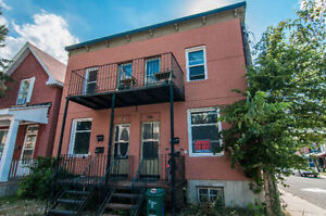 Upgraded one bedroom apartment in fourplex in the Glebe Annex.