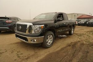 2018 Nissan Titan 4X4 SV KING CAB INCLUDES S PKG PLUS, WHEELS 18