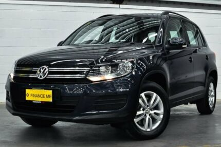 2014 Volkswagen Tiguan 5N MY15 118TSI DSG 2WD Blue 6 Speed Sports Automatic Dual Clutch Wagon Canning Vale Canning Area Preview