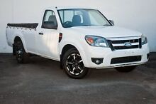 2011 Ford Ranger PK XL White 5 Speed Automatic Utility Tweed Heads South Tweed Heads Area Preview