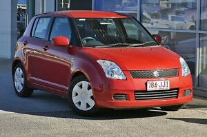 2005 Suzuki Swift RS415 GLX Red 5 Speed Manual Hatchback South Lismore Lismore Area Preview