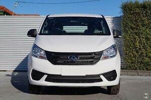 2016 LDV G10 SV7C White 6 Speed Sports Automatic Van Kings Meadows Launceston Area Preview