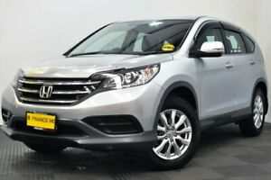 2013 Honda CR-V RM VTi Silver 5 Speed Automatic Wagon