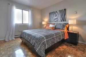 2 months FREE! Longueuil metro conveniently located great views