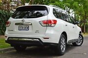 2016 Nissan Pathfinder R52 MY16 ST-L X-tronic 4WD White 1 Speed Constant Variable Wagon Medindie Walkerville Area Preview