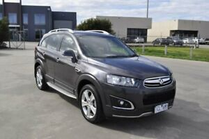 2014 Holden Captiva CG MY15 7 LTZ (AWD) Grey 6 Speed Automatic Wagon Hoppers Crossing Wyndham Area Preview