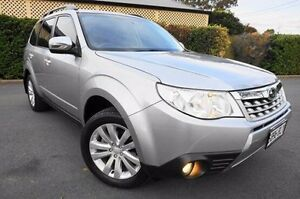 2012 Subaru Forester S3 MY12 XS AWD Silver 4 Speed Sports Automatic Wagon Glenelg East Holdfast Bay Preview