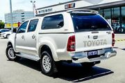 2015 Toyota Hilux KUN26R MY14 SR5 Xtra Cab White 5 Speed Manual Utility Osborne Park Stirling Area Preview
