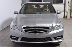 2010 Mercedes-Benz E550 4MATIC NAVI