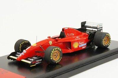 Ferrari 412 T2 #1, Schumacher 1995 GP F1 Test, TrueScale TSM11FJ011  Resin 1/43
