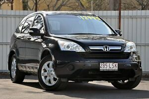 2009 Honda CR-V RE MY2007 4WD Black 5 Speed Automatic Wagon Main Beach Gold Coast City Preview