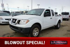 2014 Nissan Frontier KINGCAB SPORT Accident Free,  Bluetooth,  A