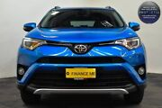2016 Toyota RAV4 ASA44R Cruiser AWD Blue 6 Speed Sports Automatic Wagon Edgewater Joondalup Area Preview