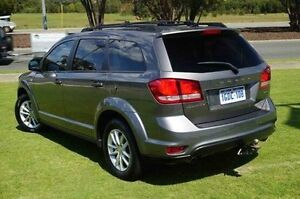 2013 Dodge Journey JC MY14 SXT Grey 6 Speed Automatic Wagon Wangara Wanneroo Area Preview
