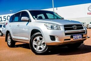 2011 Toyota RAV4 ACA33R MY11 CV Silver 4 Speed Automatic Wagon Balcatta Stirling Area Preview