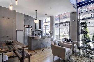 Six50 King- Luxurious Loft Town w/Massive Terrace & Privacy!