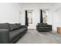 Fantastic 4 bedroom, FESTIVAL flat located on South Clerk Street close to many amenities