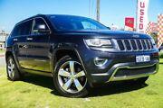 2014 Jeep Grand Cherokee WK MY2014 Limited Grey 8 Speed Sports Automatic Wagon Wangara Wanneroo Area Preview