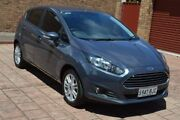 2015 Ford Fiesta WZ MY15 Trend PwrShift Blue 6 Speed Sports Automatic Dual Clutch Hatchback Norwood Norwood Area Preview