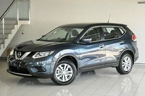 2016 Nissan X-Trail T32 ST X-tronic 4WD Blue 7 Speed Constant Variable Wagon Southport Gold Coast City Preview